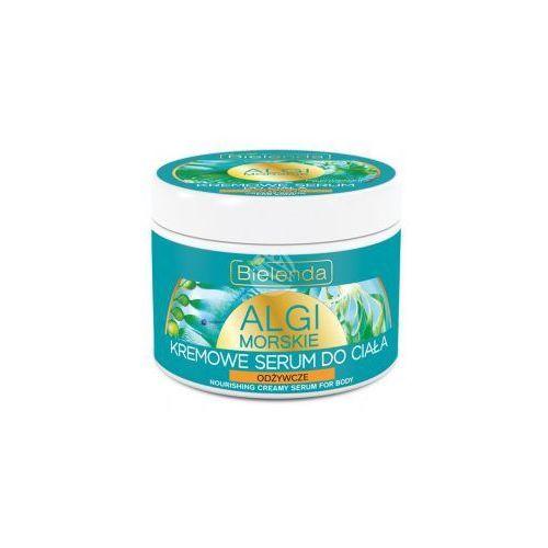 algi morskie (w) kremowe serum do ciała odżywcze 200ml marki Bielenda