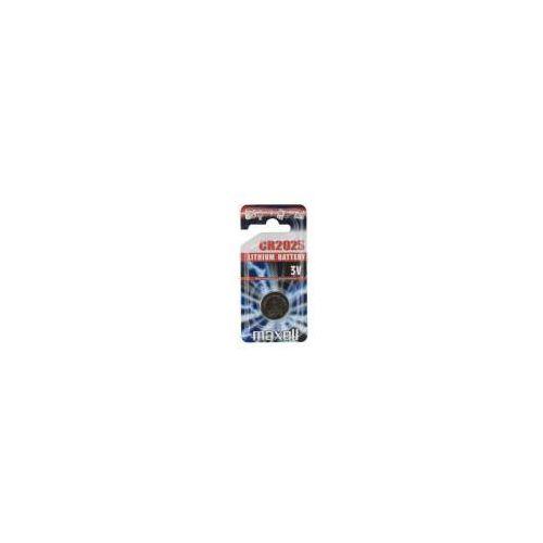 Maxell CR2025 (11239200) Darmowy odbiór w 20 miastach! (4902580103033)
