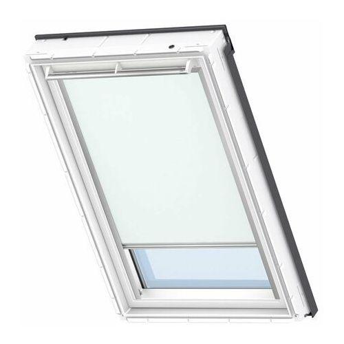 Roleta na okno dachowe VELUX solarna Premium DSL FK06 66x118 zaciemniająca (5702328204812)