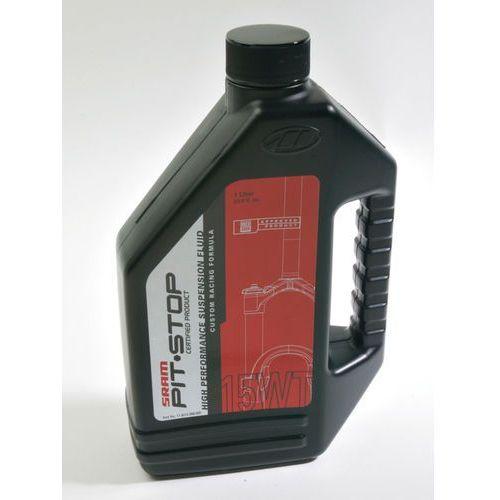 Sram olej do widelców rockshox 1000ml czarny lepkość 10 2018 lubrykanty (0710845616785)