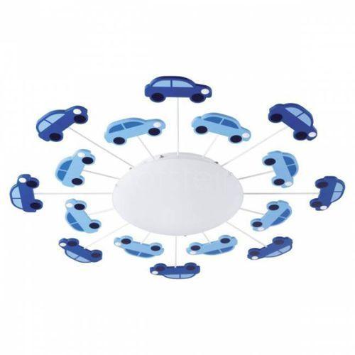 Eglo VIKI 1 lampa sufitowa Niebeieski - - Obszar wewnętrzny - 1 - Czas dostawy: od 8-12 dni roboczych (9002759921460)