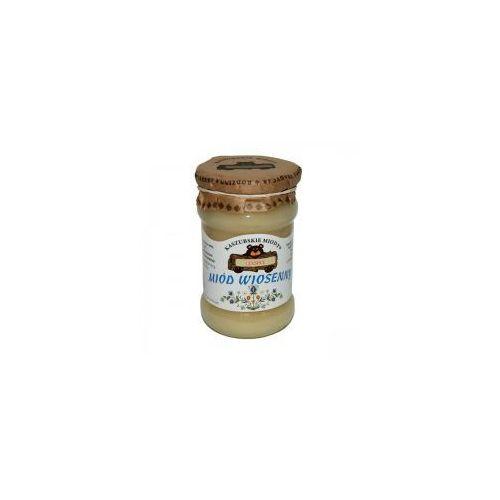 Miód wiosenny wielokwiatowy 375 g kaszubskie miody marki Kosecki