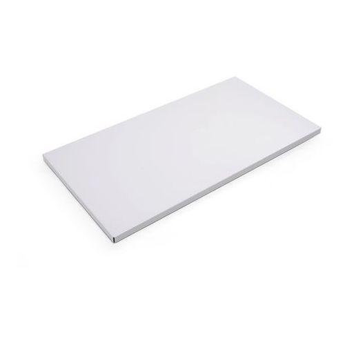 Półka do szafy na chemikalia, lakierowanie, do szer. x głęb. 950x500 mm.