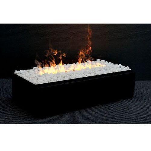 Wkład kominkowy do zabudowy kaseta l pebble - 3d świeci i dymi - dodatkowy rabat - nowość 2018 marki Dimplex - najlepsze ceny