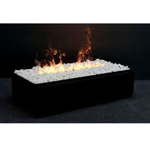 Wkład kominkowy do zabudowy kaseta l pebble - 3d świeci i dymi - ekstra dodatkowe rabat - nowość 2020 marki Dimplex - najlepsze ceny