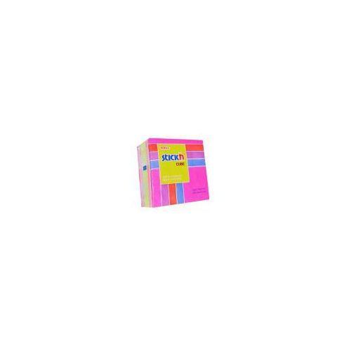 Notes samoprzylepny 76x76mm różowo-żółty 400 kartek - STICK'N OD 24,99zł DARMOWA DOSTAWA KIOSK RUCHU