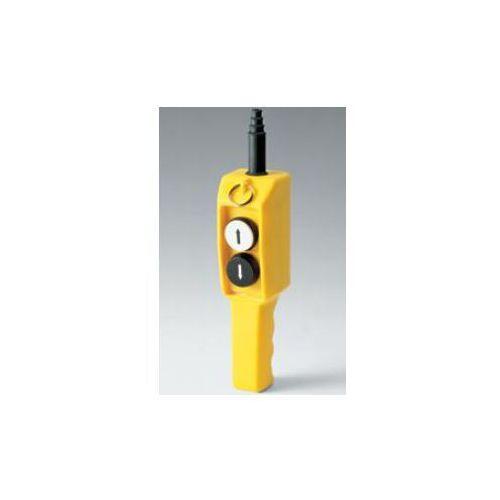 Kaseta sterownicza, 2 przyciski pojedynczej prędkości, styki 1NO+1NC P02.4