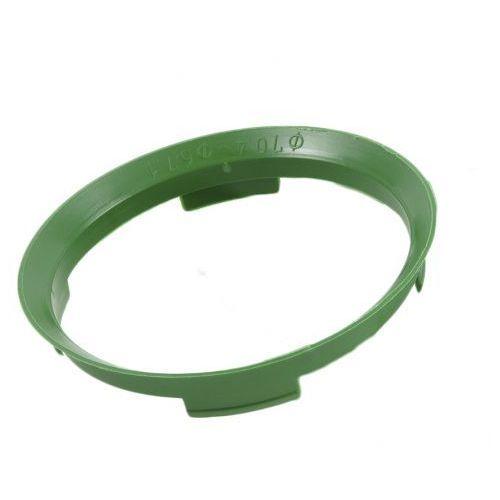 Pierścienie centrujące 70,4 na 67,1 kia hyundai marki Mador