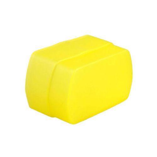 Jjc Dyfuzor do lampy błyskowej nikon speedlight sb-600 żółty