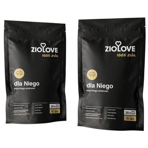 dla niego - herbatka ziołowa marki Ziolove