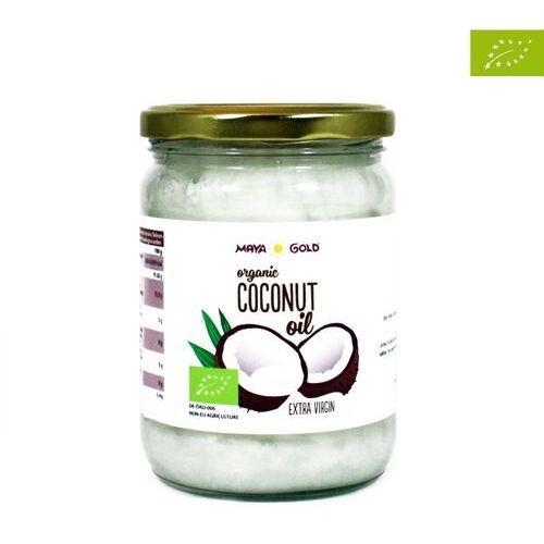 Olej kokosowy virgin BIO 450ml - MAYA GOLD, 4693. Tanie oferty ze sklepów i opinie.