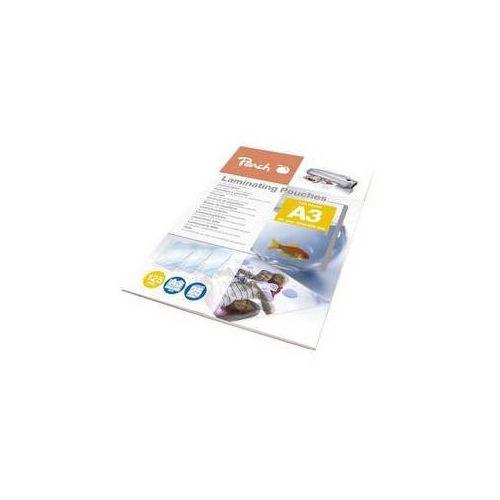 Folia do laminowania a3 (303x426mm), 125mic, 25pck/bal (ppr525-01) marki Peach