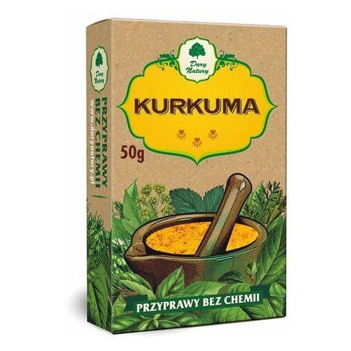 Dary Natury (p): kurkuma - 50 g (5902741000385)