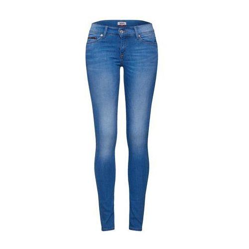 jeansy 'nora ' niebieski denim marki Tommy jeans