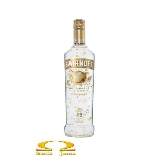 Wódka Smirnoff Gold Apple 0,7l, 76F3-1797D