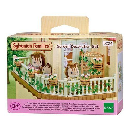Sylvanian Families, zestaw dekoracji ogrodowych, 5224, towar z kategorii: Pozostałe lalki i akcesoria