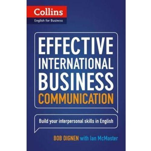 Effective International Business Communication (2013)