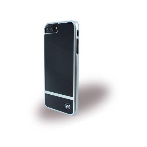 """Bmw  aluminium stripe iphone 7 5,5"""" - black"""