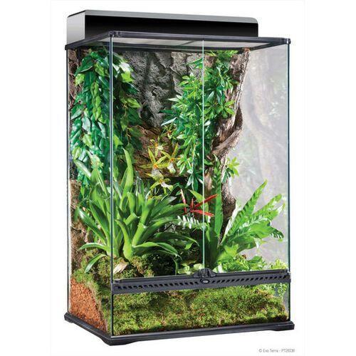 Exoterra terrarium szklane medium 60x45x90cm - darmowa dostawa od 95 zł! marki Exo terra