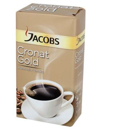 Jacobs Kawa cronat gold mielona250g- natychmiastowa wysyłka, ponad 4000 punktów odbioru!