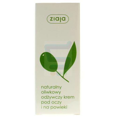 naturalny oliwkowy krem pod oczy 15ml marki Ziaja