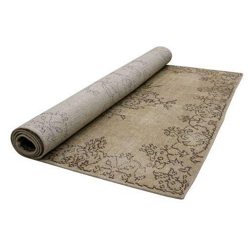 wytarty dywan z kolorowej wełny z wzorami (180x280) ttk3012 marki Hk living