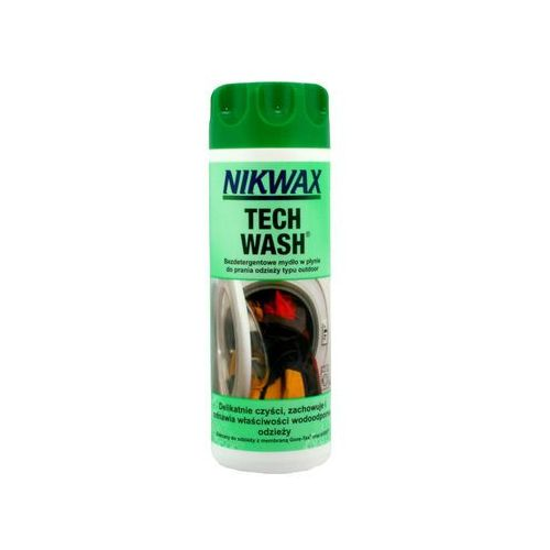 Nikwax tech wash 300 ml płyn do prania (5020716181003)