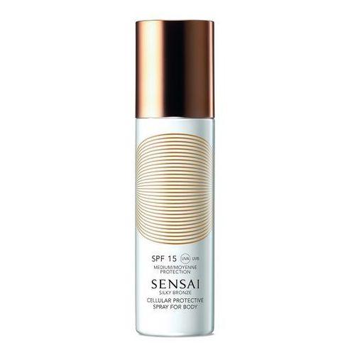 Silky Bronze Cellular Protective Spray For Body spray ochronny do ciała SPF15 150ml