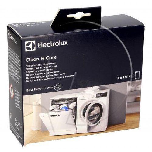 Odkamieniacz do pralki i zmywarki ELECTROLUX E6WMDW12 9029798072 12szt. (7332543582877)
