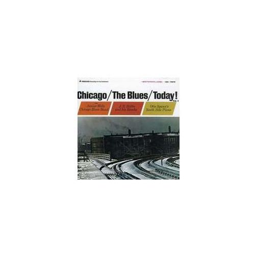 Vanguard Chicago / the blues / today. 1