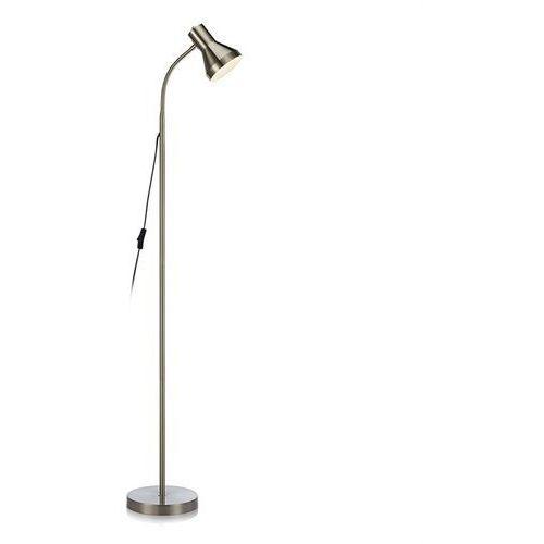 Lampa Podłogowa CITI Floor 1L Steel 106958 - Markslojd - Mega rabat w koszyku, kolor stal