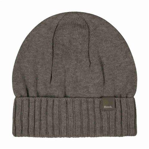 czapka zimowa BENCH - Beautific Mid Grey Marl (GY001X) rozmiar: OS