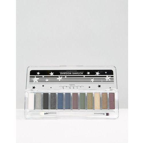 shadow swatch eyeshadow palette - the nudes - multi marki Lottie