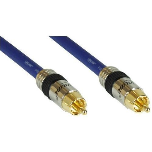 InLine kabel audio Cinch wtyczka / wtyczka - 20 m - sprawdź w wybranym sklepie