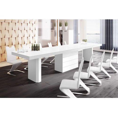 Stół rozkładany KOLOS 160-412 cm / 8 wersji kolorystycznych, HS-0013