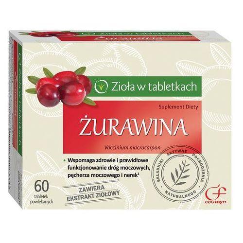 Tabletki Zurawina, tabl.powl., 60 szt Kurier: 13.75, odbiór osobisty: GRATIS!