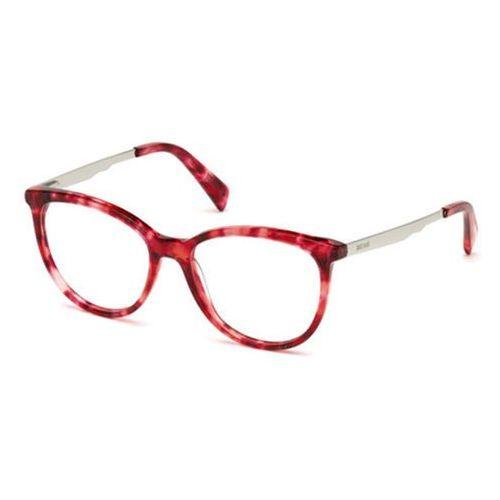 Just cavalli Okulary korekcyjne jc 0814 077