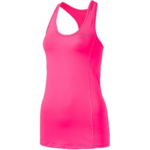 Puma koszulka sportowa Essential Layer Tank Knockout Pink M