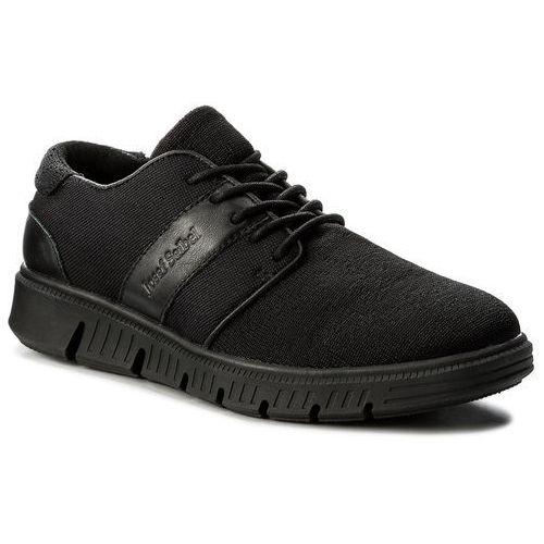 Sneakersy JOSEF SEIBEL - Falko Kintted 15 39615 324 100 Schwarz, w 5 rozmiarach