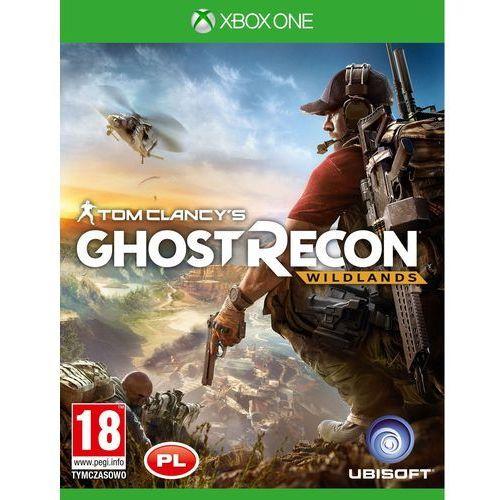 Ubisoft Tom clancy's ghost recon: wildlands (xone) pl (3307215913208)