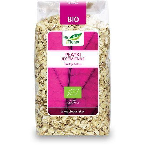 Bio planet : płatki jęczmienne bio - 300 g
