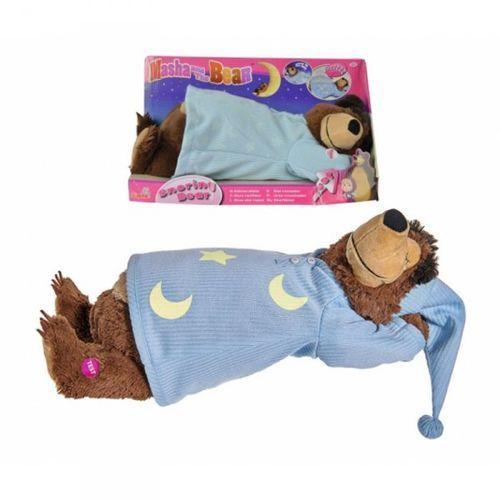chrapiący niedźwiedź misza 40 cm marki Simba