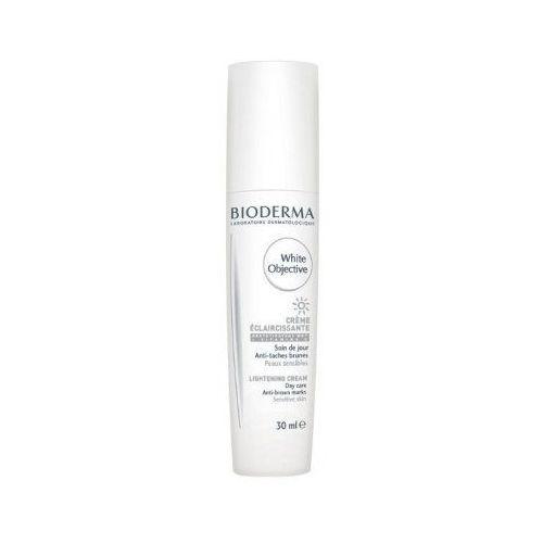 white objective lightening cream day (w) krem do twarzy na dzień 30ml marki Bioderma