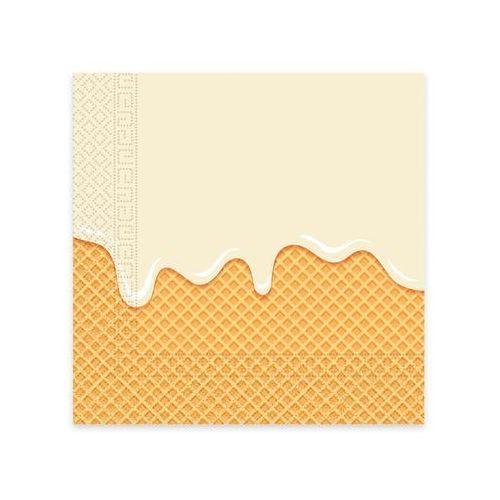 Serwetki kolor: (różne) 330 mm x 330 mm, 384559