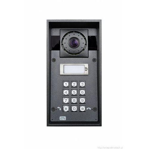 helios ip force domofon jednoprzyciskowy, klawiatura, kamera hd marki 2n