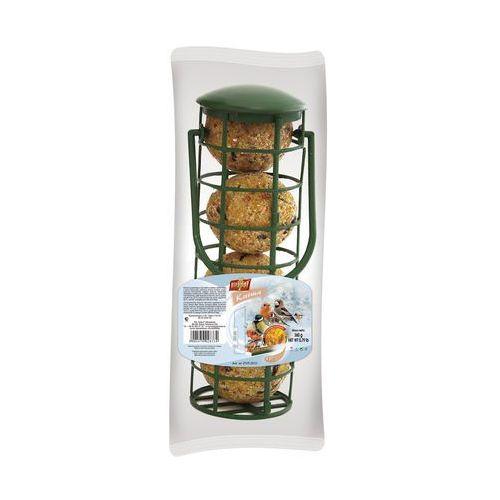 Kule tłuszczowe dla ptaków w karmniku. Pyzy dla ptaków w karmniku 4szt., 5904479028334