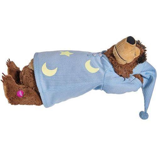 Simba Masza i niedźwiedź chrapiący niedźwiedź, 40 cm - toys darmowa dostawa kiosk ruchu