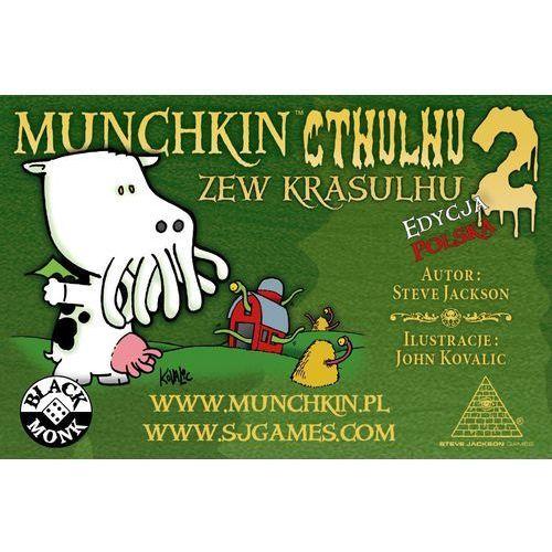Black monk Munchkin cthulhu 2 zew krasulhu (5901549119091)