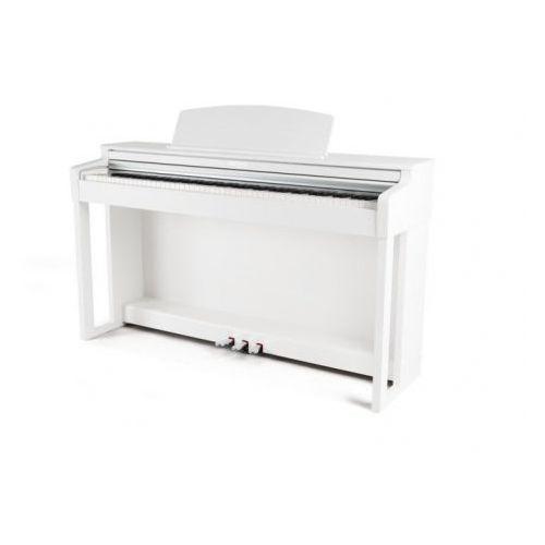 Gewa 120.362 UP360G pianino cyfrowe, kolor biały mat