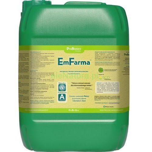 PROBIOTICS EmFarma™ kompozycja pożytecznych mikroorganizmów dla gleby i roślin 10l